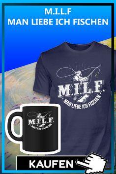 T-Shirt Andere gehen zur Therapie ICH ANGELN Fischen Angler Angelsport Hobby