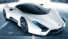 2011 Shelby Supercars Ultimate Aero II