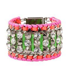 Leetal Kalmanson Glam Rock bracelet