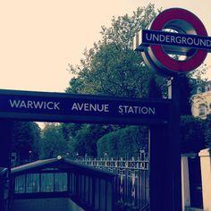 Lipstick Loves - Warwick Avenue station