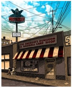 Spoke-Art-Unreal-Estate-2-Tim-Doyle-The-Simpsons