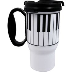 Piano Keyboard Thermo Mug Music Items, Music Stuff, Bass Guitars For Sale, Instruments, Bass Guitar Lessons, Online Music Stores, Music Theory, How To Treat Acne, Mugs