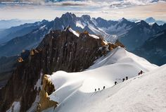 The alpinists