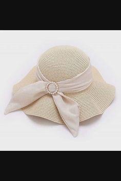 Sun Hats For Women, Caps For Women, Snow Hat, Travel Hat, Ribbon Decorations, Sun Protection Hat, Sun Cap, Faux Fur Pom Pom, Unisex Fashion