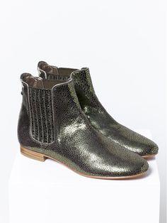 Boots Ecsta - Odyssée Olive