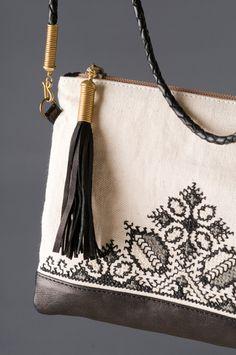 Danica Cosic Design Moroccan embroidery - Maroc Désert Expérience tours http://www.marocdesertexperience.com