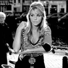 Chantal Janzen - Dutch actress, singer, musical star and presenter.