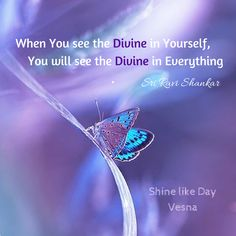 When YOᘮ see the Divine in YOᘮરself YOᘮ will see the #Divine in everything ︵‿‿…