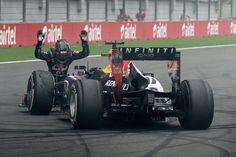 Sebastian Vettel Photos - F1 Grand Prix of India - Zimbio