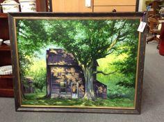 Original Art, Horses, The Originals, Frame, Painting, Picture Frame, Painting Art, Paintings, Frames