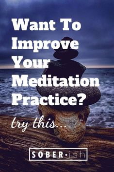 If you struggle to sit still, quiet loud, racing thoughts, or find any comfort in meditation, this tip is for you. Chronic Stress, Stress And Anxiety, How To Better Yourself, Improve Yourself, Nifty Science, Meditation For Beginners, Meditation Techniques, Meditation Practices, Meditation Exercises