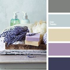 Color Palette #3401