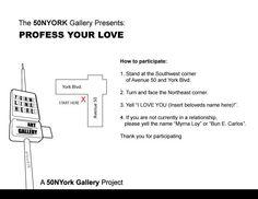 Profess Your Love