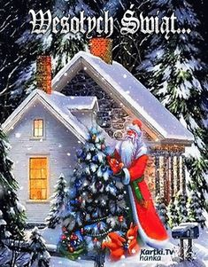 33 ideas wall paper phone glitter merry christmas for 2019 Christmas Scenes, Noel Christmas, Merry Christmas And Happy New Year, Vintage Christmas Cards, Christmas Pictures, Christmas Greetings, Winter Christmas, Father Christmas, Gif Noel