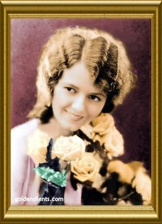 Janet Gaynor, silent  & sound movie actress 1906-1984