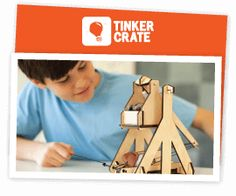 Kiwi Crate offers exploration and experimentation through hands-on STEAM & STEM projects. Delivered monthly starting at $16.95.