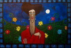 """""""Minuzzi, 11 flores, 3 marías y una luna"""""""