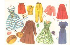 Paper Dolls~BLUE BELLE PAPER DOLLS - Bonnie Jones - Picasa Web Albums