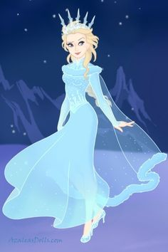 Snow Outfit Snow Queen And Elsa On Pinterest