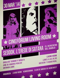 Cinefórum Living Room: Seddok