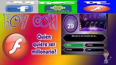 Quien quiere ser millonario? - Flash - Juegos F.A.F.