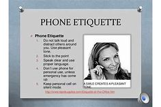 Phone Etiquette In The Workplace Pictures To Pin On Phone Etiquette, Telephone, Workplace, Pictures, Photos, Phone, Grimm