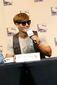 Kim Jong Kook (cast of TVshow 'Running man')