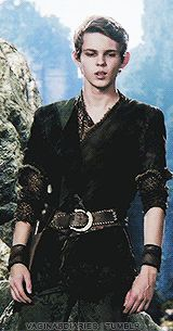 """Yeah I am not going in there,"" Jacquetta said coolly, glaring at the renegade sorcerer, ""unless you go first."" Atreyu looked irritated and rolled his eyes. ""When will you learn to trust me? Peter Pan 3, Peter Pan Movie, Robbie Kay Peter Pan, Once Upon A Time Peter Pan, Once Up A Time, Peter Pan Outfit, Peter Pan Imagines, Toy Story, Fantasy Male"