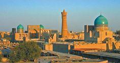 12 Places To Visit In Uzbekistan