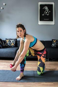 Axt Rotation - Bauchübung für die seitliche Bauchmuskulatur
