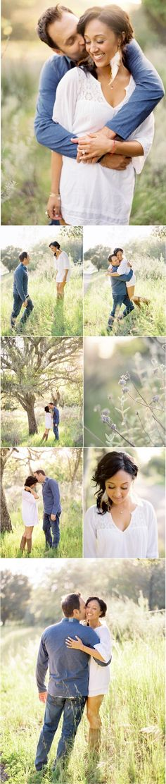 engagement session inspo. lovely couple