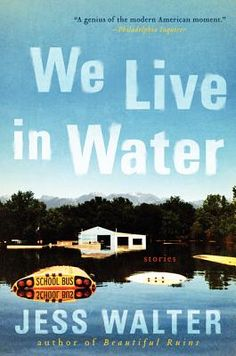 Between the Covers with We Live in Water