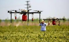 Open Source Science and Technology News: Can Drones Be Used For Organic Agriculture?