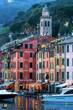 Portofino - Ligurian Sea - Portofino, Gulf of Tigullio, Riviera Ligure di Levante, Ligurian Sea, Genoa Italy