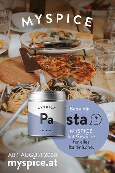 ALLE ITALIEN-FANS AUFGEPASST ... bei uns ist nicht basta mit Pasta - wir verzaubern dich mit unseren Gewürzen im Nu in die Küchen Italiens! MYSPICE hat Gewürze und Gewürzmischungen für alles Italienische. Im Online-Shop ab 1. August 2020. ----------------------------------------------- myspice.at - AB 1.AUGUST 2020 ----------------------------------------------- #italienischkochen #soschmecktmeinewelt #gewürze #kräuter #gewürzmischungen #neu #pasta #pizza #gewürzsalz #bbq #madeinaustria Pulled Pork, Bbq, Pizza, Ethnic Recipes, Food, World, Shredded Pork, Barbecue, Barrel Smoker