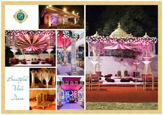 Get ready for #celebrations Book your #Wedding #Decor with #Pandhi #Decorators. click here: http://goo.gl/b8Yj6q