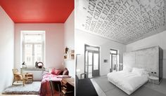 Interior Obsessions – The Ceiling | papernstitch