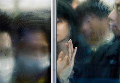 Tokyo - Hoe ziet een ochtendspits met 11 miljoen mensen in de ondergrondse eruit? Fotodocument van de Tokyo metro forenzenhel.