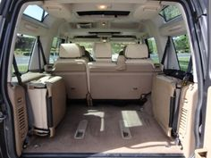 Back Seat, Rear Seat, Defender Camper, Land Rover Car, Land Rover Discovery 2, Hydraulic Ram, Car Camper, Stadium Seats, Best Build