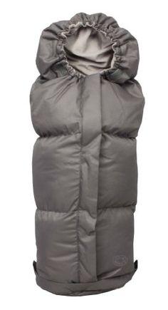 Noukie's - Saco de abrigo para carrito (98 cm), color gris