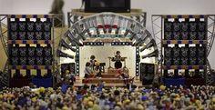 Πάνω από 6.000 φιγούρες playmobil σε έκθεση συλλεκτών στη Χαλκηδόνα