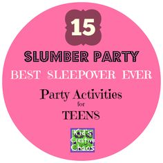 Birthday Party Activities For Teens Sleepover Nail Polish Ideas Girls Sleepover Party, Slumber Party Games, Slumber Parties, Teenage Sleepover Ideas, Teen Girl Games, Sleepover Games Teenage, Kid Parties, Themed Parties, 13th Birthday Parties