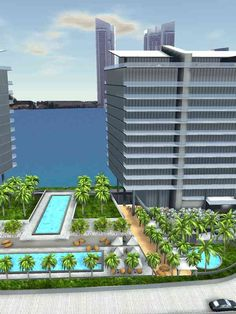 CHECK OUT Privé ON CITY HAWK! The private island paradise of Privé is now featured on CityHawk3D! See it in 3D, view floor plans, call (786) 525-9430.