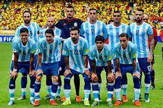 EQUIPOS DE FÚTBOL: SELECCIÓN DE ARGENTINA 2015-16 Argentina National Team, Lionel Messi, Football Team, Chelsea, Soccer, Sports, Ps4, Style, World