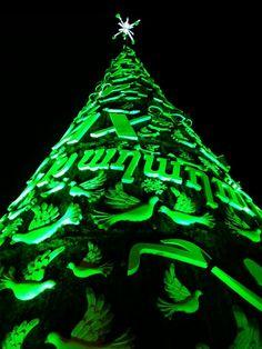 Christmas tree - Bnacheii