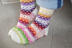 Ravelry: Spice Man - basic toe-up, all sizes pattern by Yarnissima
