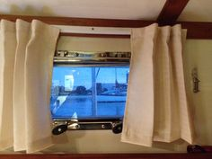 sailboat curtains - google search | catspaw revamp | pinterest