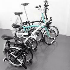 It is all about the #brompton