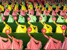 folk dance of south korea