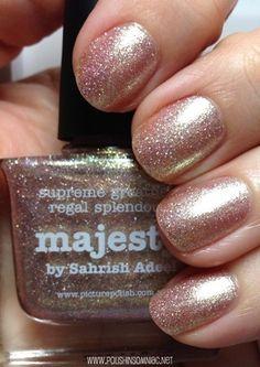 Picture Polish Majesty nail polish
